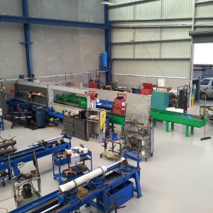 hydraulic workshop