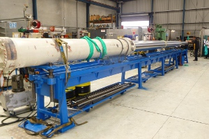 3.2 Tonne cylinder testing for Todd Energy graphic