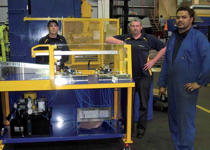 Fence innovation secures export contract graphic