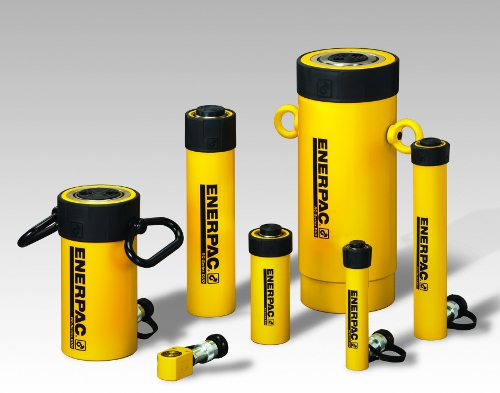Enerpac Introduces the Rc-Series Duo cylinder graphic