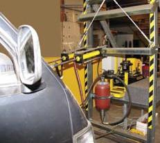 Jackson Enterprises test rig will save lives with Jonel design graphic
