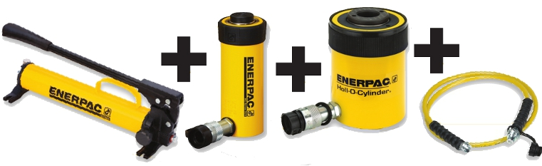 Enerpac Starter Pack Promotions graphic