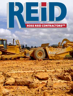 Rapid and reliable response key for Ross Reid Contractors graphic