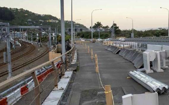 Kaiwharawhara Bridge