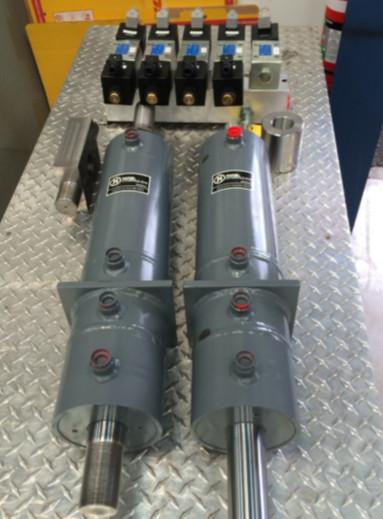 cylinders valves
