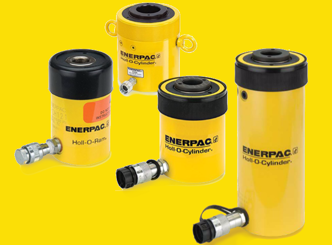 Enerpac Hollow Plunger Cylinders – Jonel Special Deal graphic