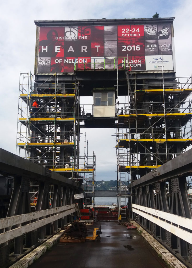 Wellington Landmark made safe again graphic