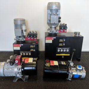 Hydro-Tek Low Pressure Pumps
